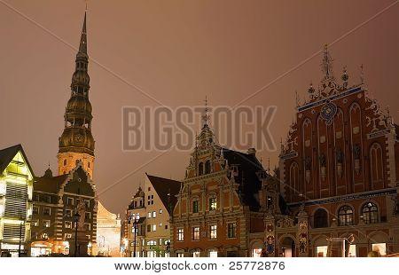 Blackheads In Riga