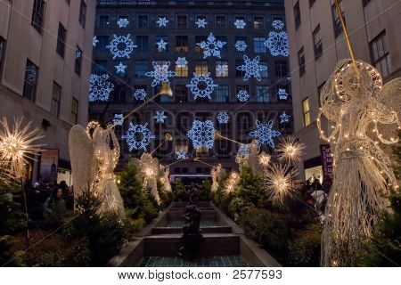 Angels At Rockefeller Center_Filtered Copy