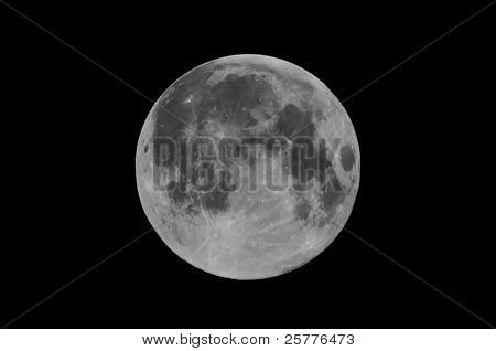 True Full Moon