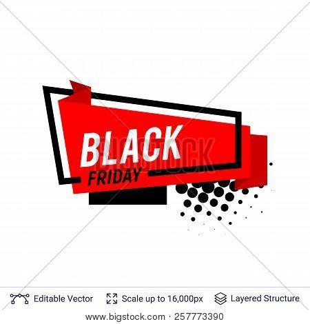 Black Friday Sale Vector & Photo (Free Trial) | Bigstock