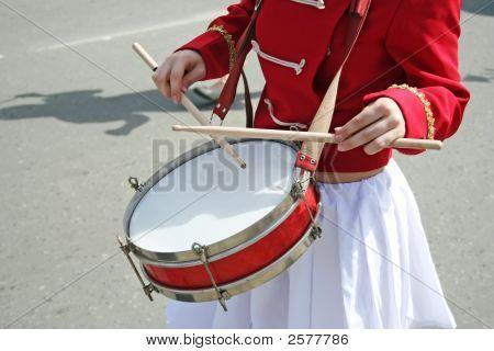 Drummer Girl.