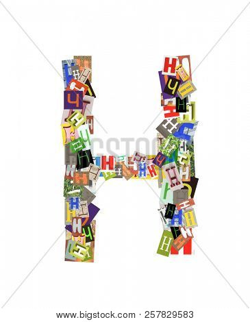 Alphabet Collection Image & Photo (Free Trial)   Bigstock
