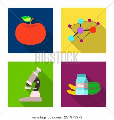 Vector Illustration Of  And  Symbol. Collection Of  And  Stock Symbol For Web.