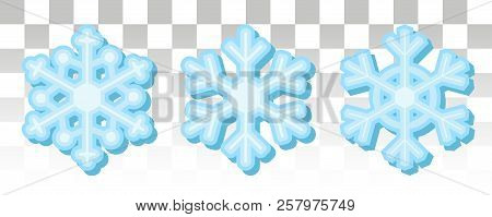 Snowflakes Icons . Snowflake Icon  For Graphic And Web Design. Snowflake Icon : For Logo, Web, App,