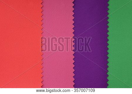 Lightweight Fabric Made Of Synthetic Fibres (nylon Or Polyester) Of A Certain Structure With A Speci