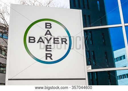 Bayer Ag, German Multinational Pharmaceutical And Life Sciences Company, One Of Largest Pharmaceutic