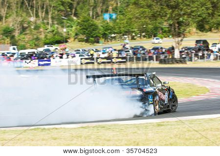 M-150 Drift Competition, Bonanza Racing Circuit