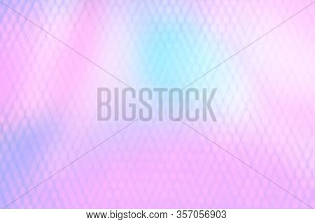 Double Exposure Photo Image Backdrop.ultra Violet,blue,pink,purple Colors Blurred Abstract With Ligh
