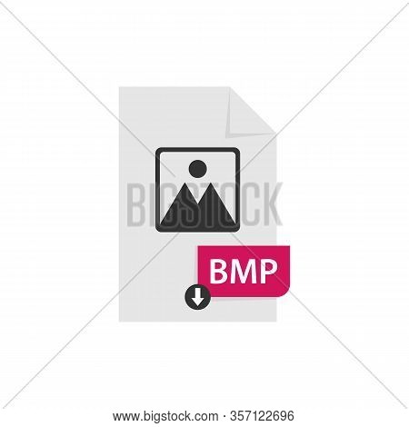 Green Css File Document Download Css Button Icon Vector Image. Css File Icon Flat Design Graphic Vec
