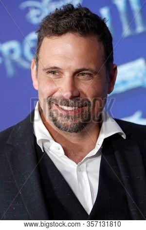 LOS ANGELES - NOV 7:  Jeremy Sisto at the