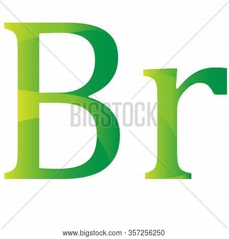 Ethiopian Birr Currency Symbol Icon Of Ethiopia Vector Illustration On A White Background