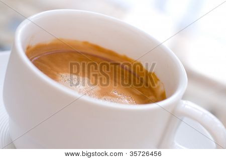 cups of serve coffee