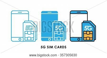 5G, 5G SIM cards icon, 5G vector, 5G icon vector, 5G logo, 5G symbol, 5G sign, 5G icon design. 5G SIM cards icon vector illustration. 5G connection vector template design. 5G network technology vector illustration for web, logo, app, UI.
