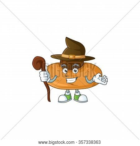 Sweet And Tricky Witch Kiss Cookies Cartoon Character