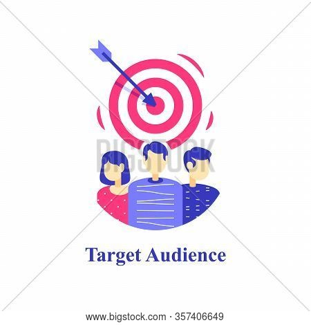 Target Audience, Focus Group People, Customer Retention Solution, Marketing Strategy, Social Campaig