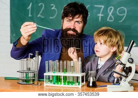 Chemical Experiment. Genius Minds. Signs Your Child Could Be Gifted. Special And Unique. Genius Todd