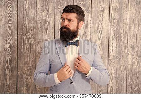 Gentleman Style Barber. Barber Shop Offer Range Of Packages For Groom Make His Big Day Unforgettable