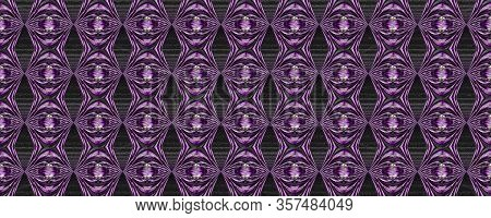Abstract 3d Glass Panorama Background Design Illustration
