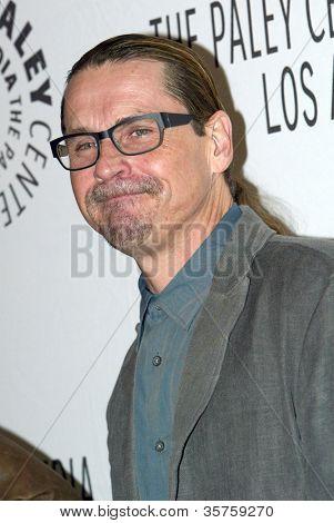 BEVERLY HILLS - MARCH 7: Kurt Sutter arrives at the 2012 Paleyfest