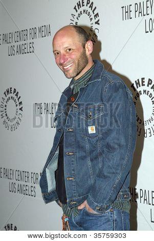 BEVERLY HILLS - MARCH 7: Michael Ornstein arrives at the 2012 Paleyfest