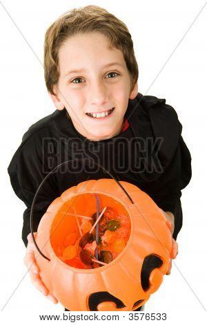Cutest Halloween Goblin
