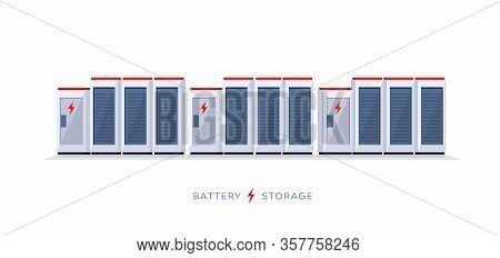 Isolated Smart Battery Cloud Energy Storage System