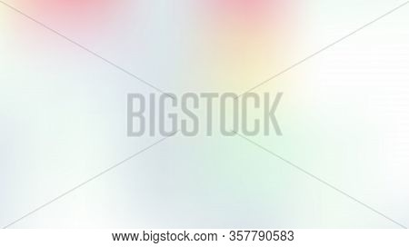 Unfocused Mesh Vector Background Hologram Neon Bright Teal. Dreamy Pink, Purple, Turquoise Glam Fema