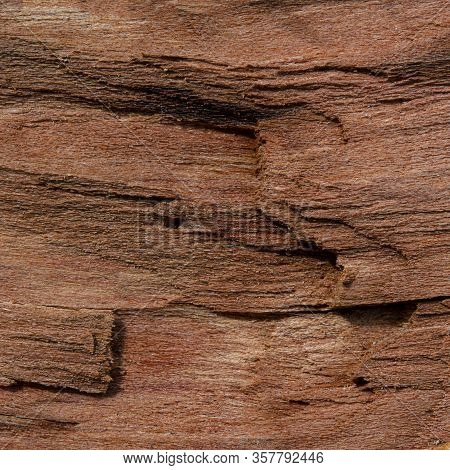Textured Natural Wood Background Made Of Old Wood