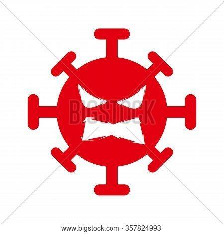 Coronavirus 2019-ncov. China Pathogen Respiratory Infection Asian Flu Outbreak. Influenza Pandemic.