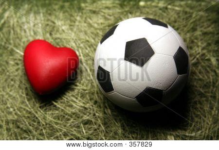 i heart Fußball