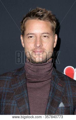LOS ANGELES - SEP 24:  Justin Hartley at the