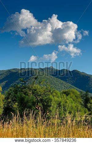 Alta Valle Intelvi, Monte Generoso. Como, Lombardia. Nord Italia