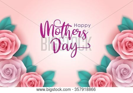 Mother Day, Greeting For Mother Day, Mother Day Background, Mothers Day Card, Blank Card For Spring,