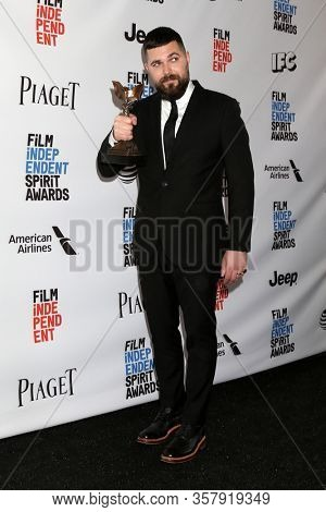 LOS ANGELES - FEB 25:  Robert Eggers at the 32nd Annual Film Independent Spirit Awards at Beach on February 25, 2017 in Santa Monica, CA