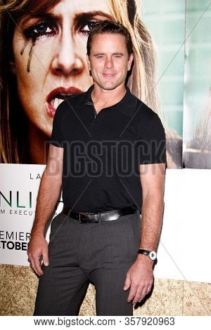 LOS ANGELES - OCT 6:  Charles Esten 1110 at the