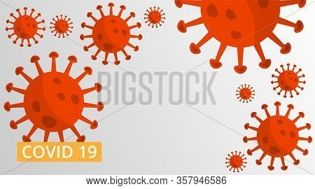 Virus Microbe Microbiology Background. Computer Virus, Allergy Bacteria, Medical Healthcare, Disease