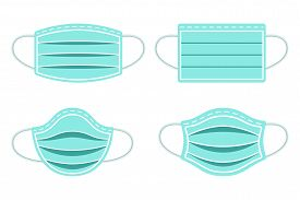 Protective Breathing Masks. Industrial Safety, Dust And Breathing Protection Medical Respiratory. Co