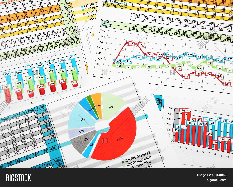 картинки отчетности в графиках бесплатно