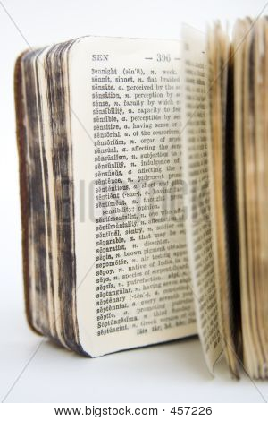 Old Dictionary Series