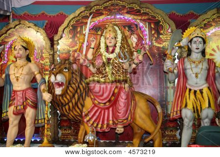 Hindu gods and goddess