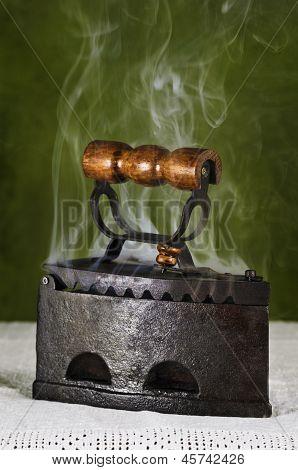 Hot Retro Iron