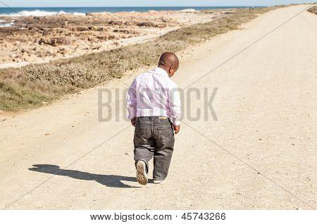 Lonesome Walking