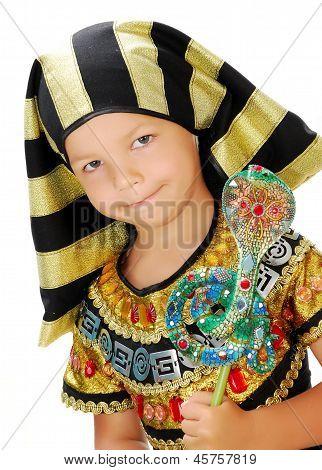 Boy Pharaoh