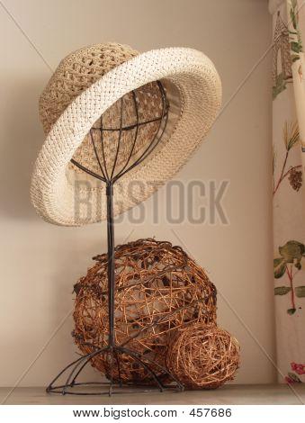 Vintage Hat Stand