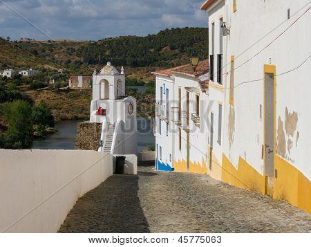 mertola municipality in southeastern Portugal next to the Spanish border, in low alentejo (region of portugal)
