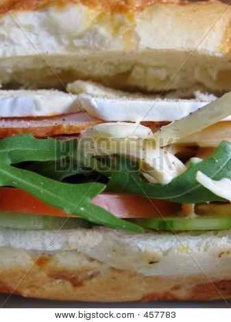 Enormous Sandwich