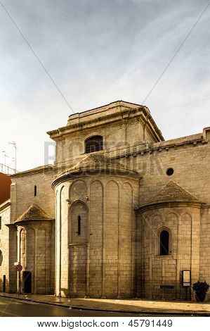 Barletta's Church