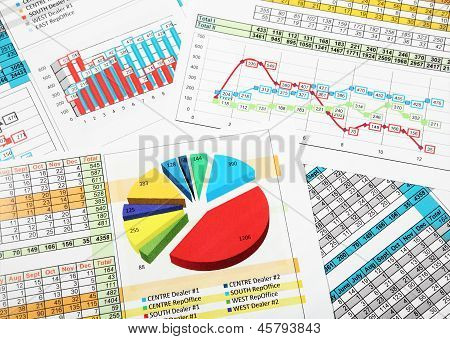 Printed Business Reports