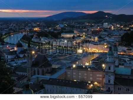 Evening In Salzburg