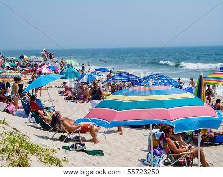 Relaxing Island Beach